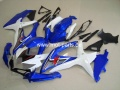 GSX R 600/750 Bj. 08-10 blue white