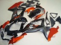 GSX R 600/750 Bj. 08-10 orange black
