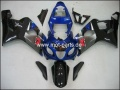GSX R 600/750 Bj. 04-05 blue silver black