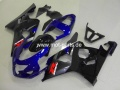 GSX R 600/750 Bj. 04-05 dark blue
