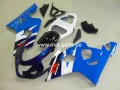 GSX R 600/750 Bj. 04-05 blue white
