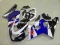 GSX R 600/750 Bj. 04-05 blue black 2