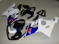GSX R 600/750 Bj. 04-05 blue white 2