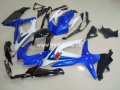 GSX R 600/750 Bj. 08-10 blue white black
