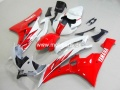 YZF R6 Bj. 06-07 red white 2