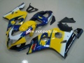 GSX R 600/750 Bj. 04-05 Corona yellow 2