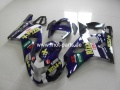 GSX R 600/750 Bj. 04-05 Rizla dark blue