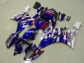 YZF R6 Bj. 06-07 red blue Star