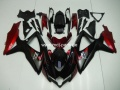 GSX R 600/750 Bj. 08-10 candy red black