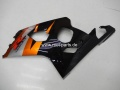 GSX R 600/750 Bj. 04-05 black orange
