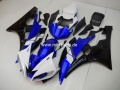 YZF R6 year 06-07 black blue 2
